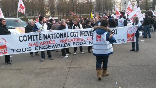 Manifestation à Paris le -12-2014 (6)