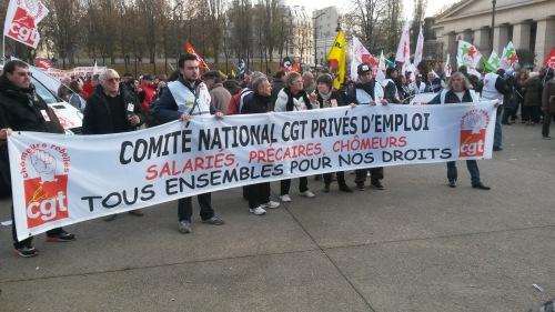 Manifestation à Paris le -12-2014 (7)
