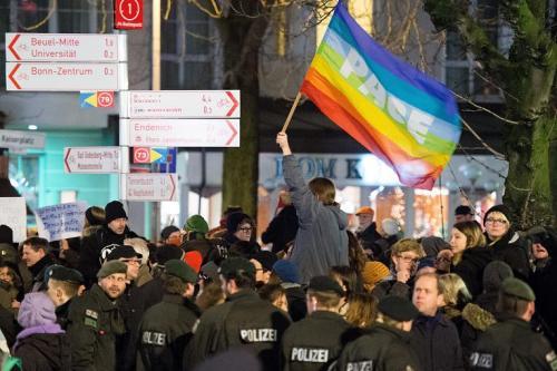 Cologne, 5 janvier