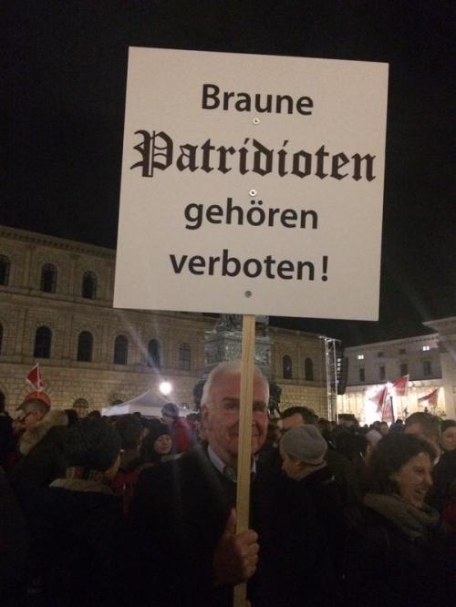 Munich contre le racisme