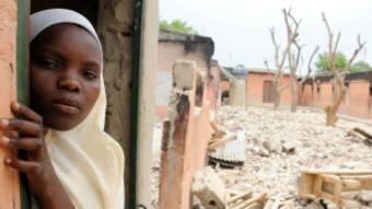 des villages complètement détruits par Boko Haram
