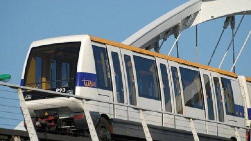 © MaxPPP Le métro de Toulouse fonctionne à nouveau.