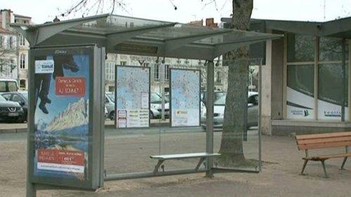 © FTV La grève des bus de la Transdev se poursuit ce lundi