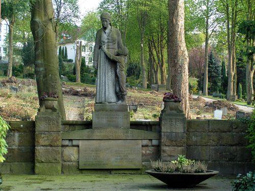 Mémorial des combattants de l'armée rouge à Hagen (Ruhr)
