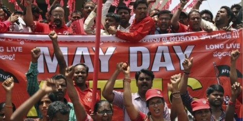 India May Day