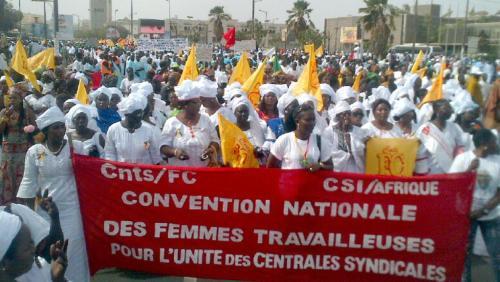 1 Mai à Dakar