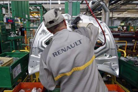 L'usine Renault de Bursa affiche une capacité de production de 360 000 véhicules par an.