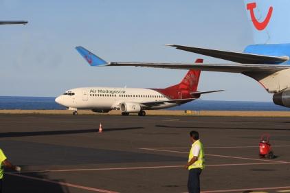 Air Madagascar Boeing 737