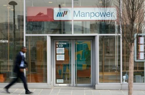 AFP/AFP/Archives - Un intérimaire, ayant travaillé pendant 30 ans pour la même entreprise en cumulant plus de 700 contrats d'intérim, attaque mercredi le géant de l'intérim Manpower