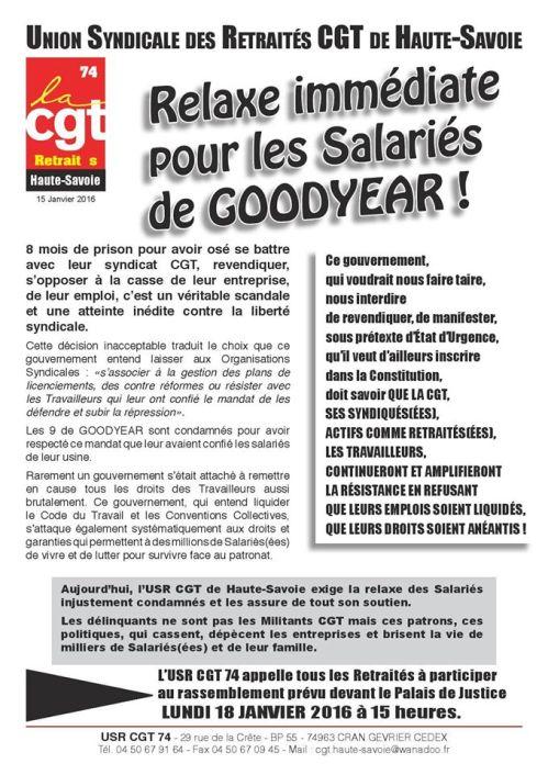 Goodyear Savoie