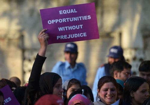 PAKISTAN-WOMEN-SOCIETY