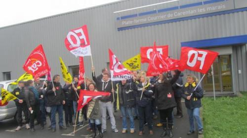 greve-la-plateforme-courrier-la-distribution-perturbee-carentan